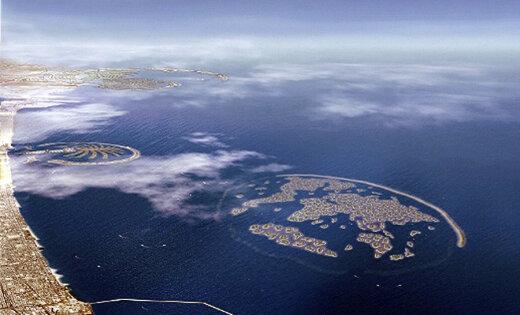 Строительство острова
