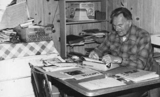 Boņuka radītājam, izcilajam rakstniekam Jānim Klīdzējam aprit 100