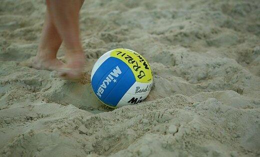 beach volley, pludmales volejbols