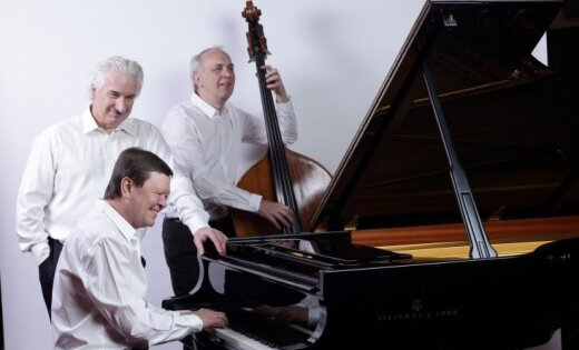 Smalkas noskaņas džezs. 'Baltic Jazz Trio' albuma 'Centenary' recenzija