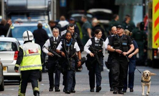 Полиция Лондона задержала 12 человек по делу о теракте