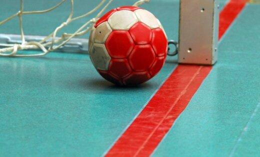 'Tenax' un 'Celtnieks' uzvar handbola virslīgas spēlēs
