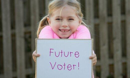 Курить нельзя, голосовать— можно. Как Эстония вводит голосование с 16 лет