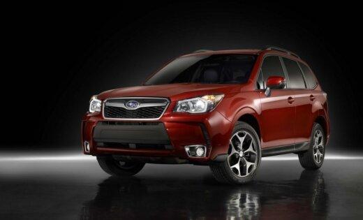 Subaru заочно знакомит с новым Forester