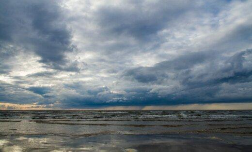 В понедельник усилится облачность, возможны дожди