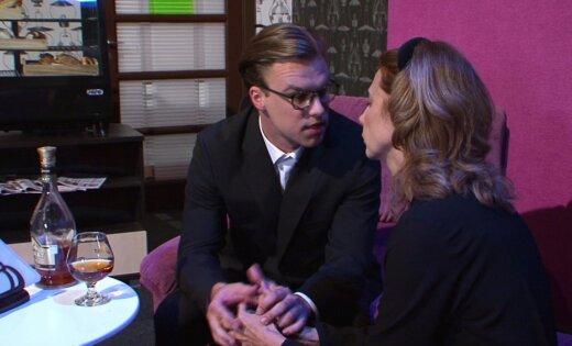 Ar asinsizliešanu startē jaunais TV3 seriāls 'Svešā seja'