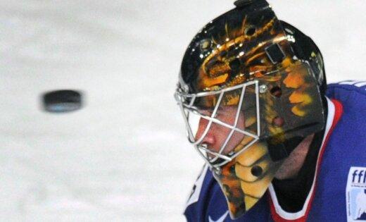 Fotoreportāža: pasaules hokeja čempionāta ceturtā diena bildēs