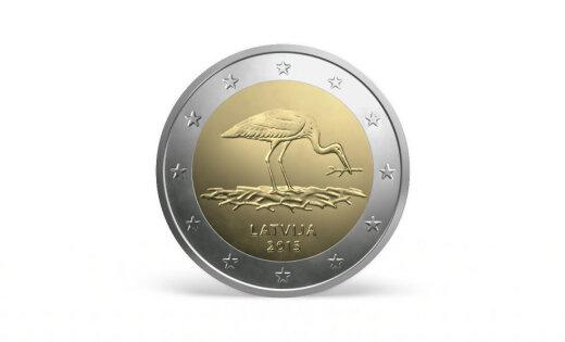 Выходит новая латвийская монета евро, повторяющая дизайн лата