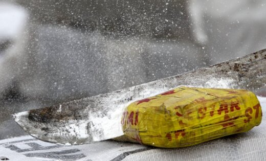 Kolumbijā pērn konfiscētas vairāk nekā 378 tonnas kokaīna