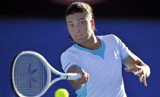 Sevastova sasniedz Cvēfegemas ITF 25 000 turnīra ceturtdaļfinālu