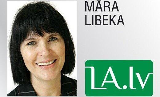 Māra Libeka, 'Latvijas Avīze': Liec man mieru, ej uz tiesu!