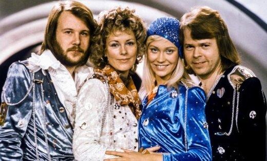 Впервый раз за35 лет: группа ABBA записала новый сингл