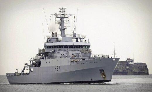 Флот и авиация Британии приготовились нанести удар по Сирии