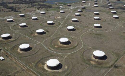 Инвесторы сделали рекордные ставки на падение цен на нефть