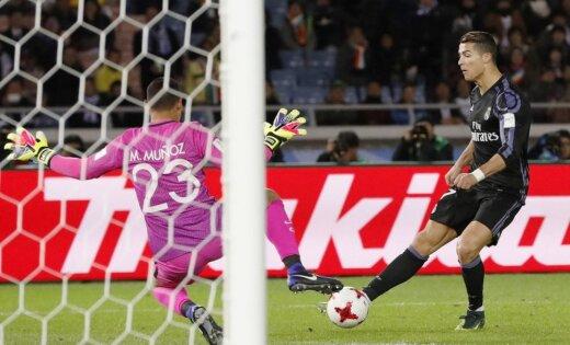 Роналду забил 500-й гол вкарьере наклубном уровне