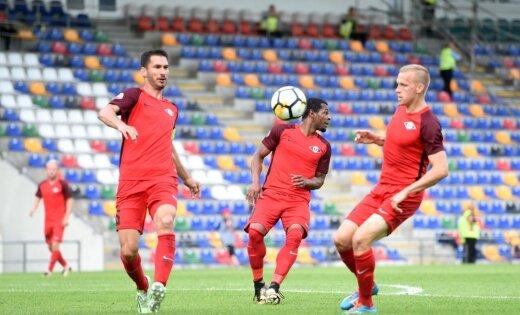 Grišins negaidīti pamet Jūrmalas 'Spartaka' galvenā trenera amatu