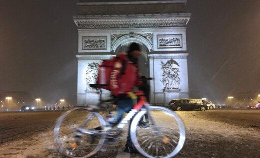 Parīzes un Briseles mēri aicina ieviest Eiropā dienu bez auto