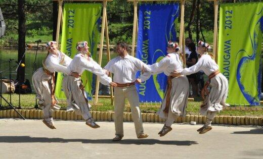 Dabas parkā 'Daugavas loki' norisināsies festivāls 'Augšdaugava 2013'