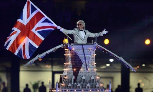 Fotoreportāža: Londonas Olimpiādes pēdējās sacensības un noslēguma ceremonija