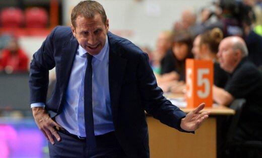БК «Маккаби Тель-Авив» может возглавить латвийский тренер Айнарс Багатскис