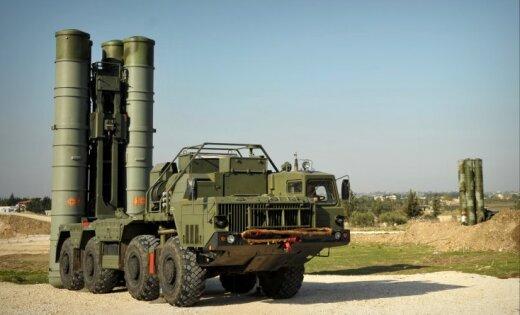 Krievija palielinājusi pretgaisa aizsardzības raķešu skaitu Krimā