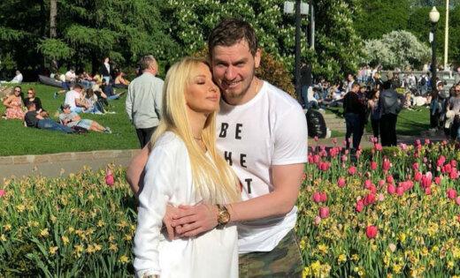 TV dīva Ļera Kudrjavceva 46 gadu vecumā ir otrā bērna gaidībās