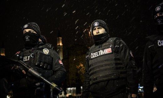 ВСтамбуле расстреляли 2-х иранских жителей