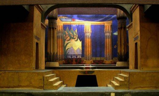 Teātra muzejā būs retrospektīva latviešu scenogrāfijas izstāde