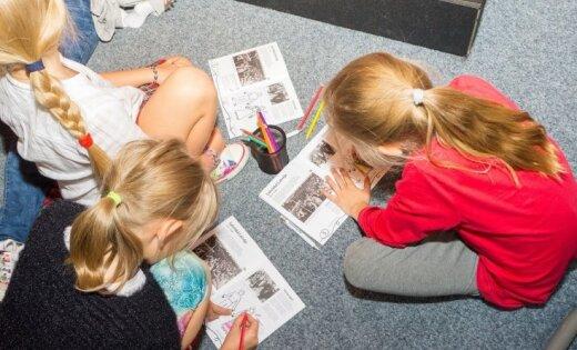 Izstādē 'Latvijas gadsimts' radīts īpašs ceļvedis bērniem