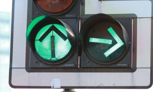На Рижской окружной дороге в пятницу не будет работать один светофор