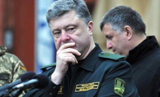 Президента Украины вынуждают разорвать дипотношения с Россией