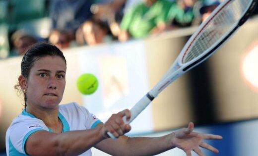 Sevastova saglabā 150.pozīciju WTA rangā