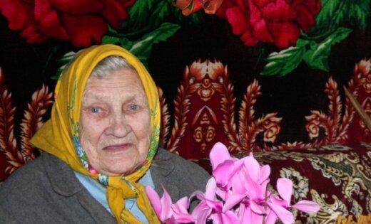Mirusi vecākā Latvijas iedzīvotāja – daugavpiliete Ksenija Mitušova