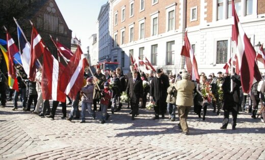 16 марта: мэрия Риги внесла свои коррективы в заявленные мероприятия