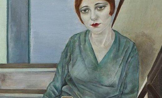 Atklās Aleksandras Beļcovas darbu izstādi 'Vārds sievietei'