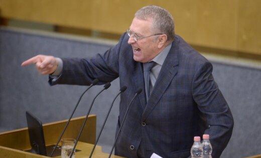 Лидер ЛДПР Владимир Жириновский за год разбогател в 15 раз