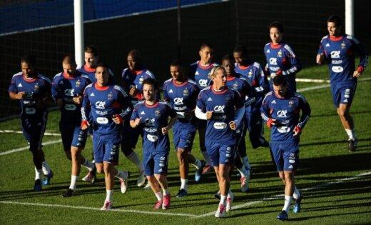 Во Франции скандал: Блан и федерация утвердила квоты на чернокожих игроков