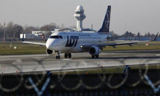 Рейсы польской авиакомпании отменены из-за атаки хакеров