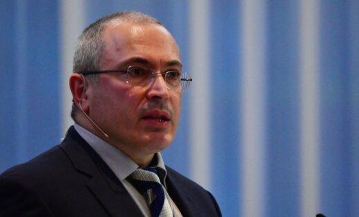 Ходорковский позвал всех на выборы голосовать против Путина