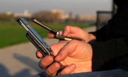 Показания счетчиков на воду — через SMS-сообщение