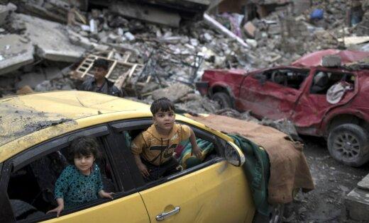 Пентагон назвал число погибших удара 17марта поМосулу среди мирных жителей