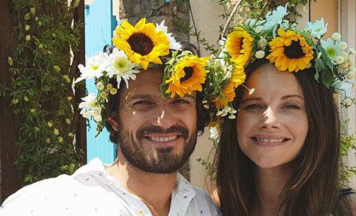 ФОТО: Как живет самая красивая королевская пара Европы