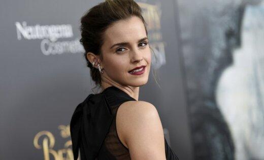 Skandāls Holivudā: Emma Vatsone kritusi par ļaundaru upuri