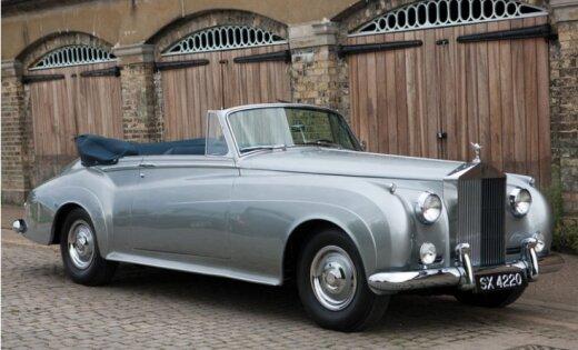 Ретро всегда в цене: классические машины, стоимость которых рекордно выросла