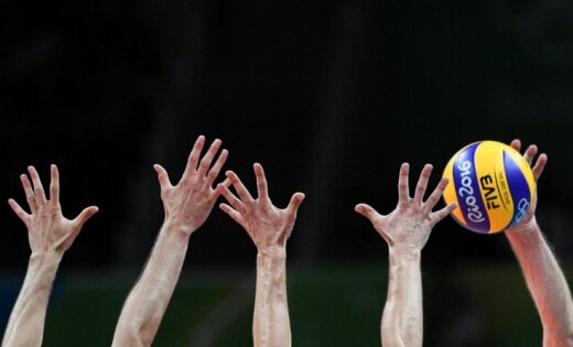 Latvijas U-21 volejbolisti izšķirošo PČ kvalifikācijas kārtu sāk ar zaudējumu mājiniecei Vācijai