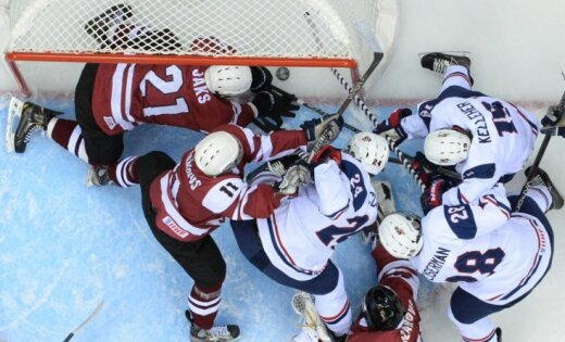 WC-2013 (U-18) Latvia- USA