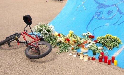 Pēdējā braucienā atvadīsies no Ventspilī bojā gājušā BMX riteņbraucēja Griķa