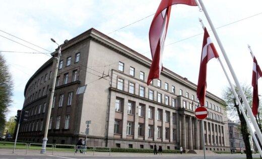 Raidījums: partijas nav diskutējušas par iespēju mainīt Tieslietu ministrijas politisko vadību