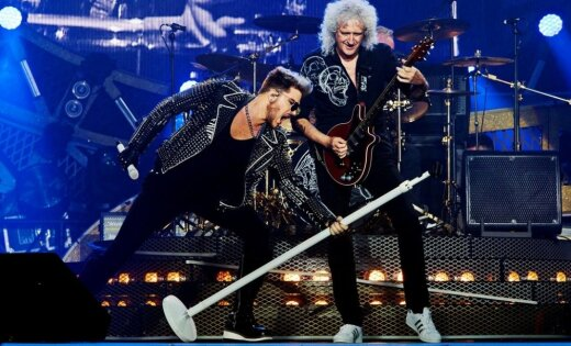 Novembrī Lietuvā uzstāsies 'Queen' un Ādams Lamberts
