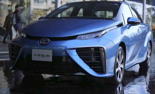 Первый в мире водородный автомобиль поступит в продажу 15 декабря